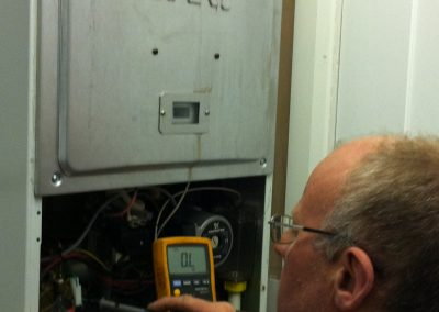 BOILER AND FIRE SERVICING